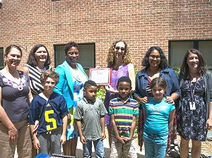 ESS School Food Improvement Award 15-16