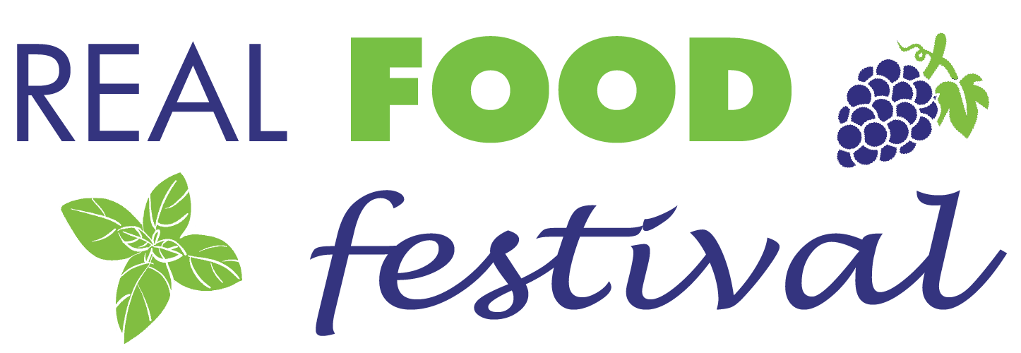 Real Food Festival Logo