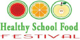 Healthy School Food Festival Logo