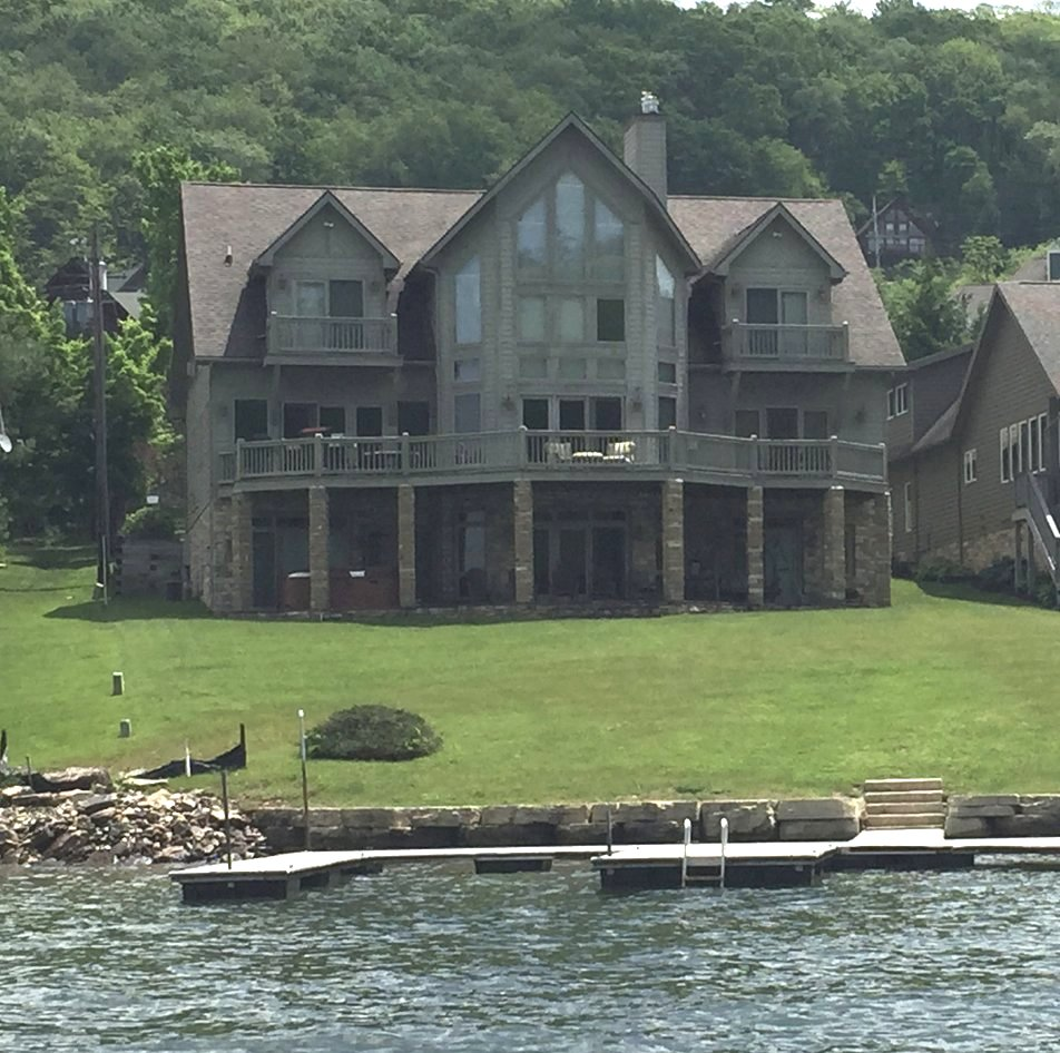 House at Deep Creek Lake